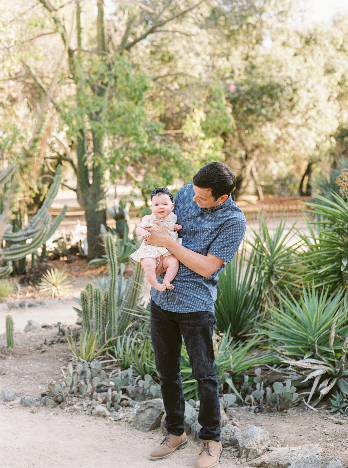 Olivia Marshall Photography- Cactus Desert Garden Family Photos-9