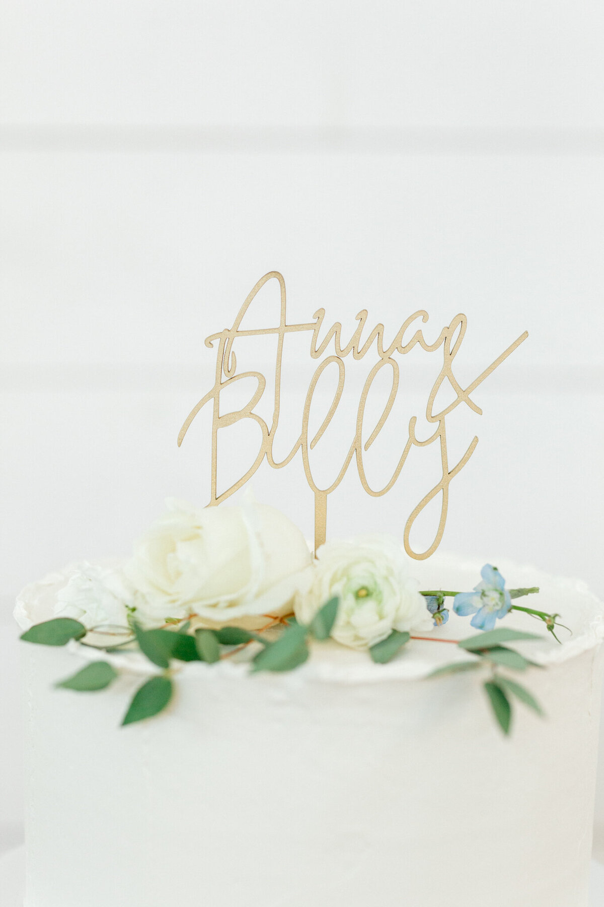 Anna & Billy's Wedding at The Nest at Ruth Farms | Dallas Wedding Photographer | Sami Kathryn Photography-195