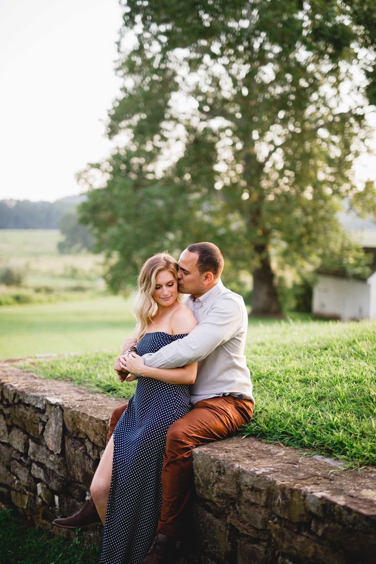Valley Forge Park Engagement Session Photography 24