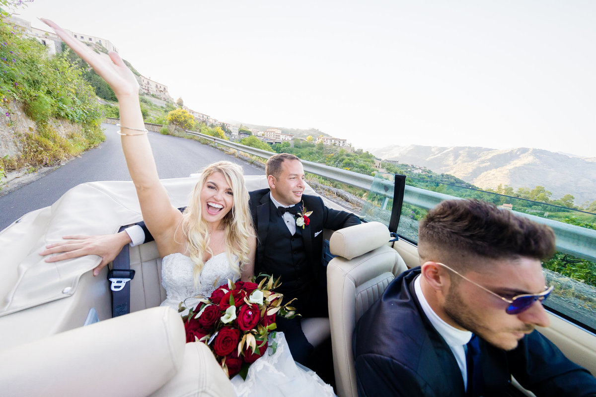 Destination Wedding in Sicily