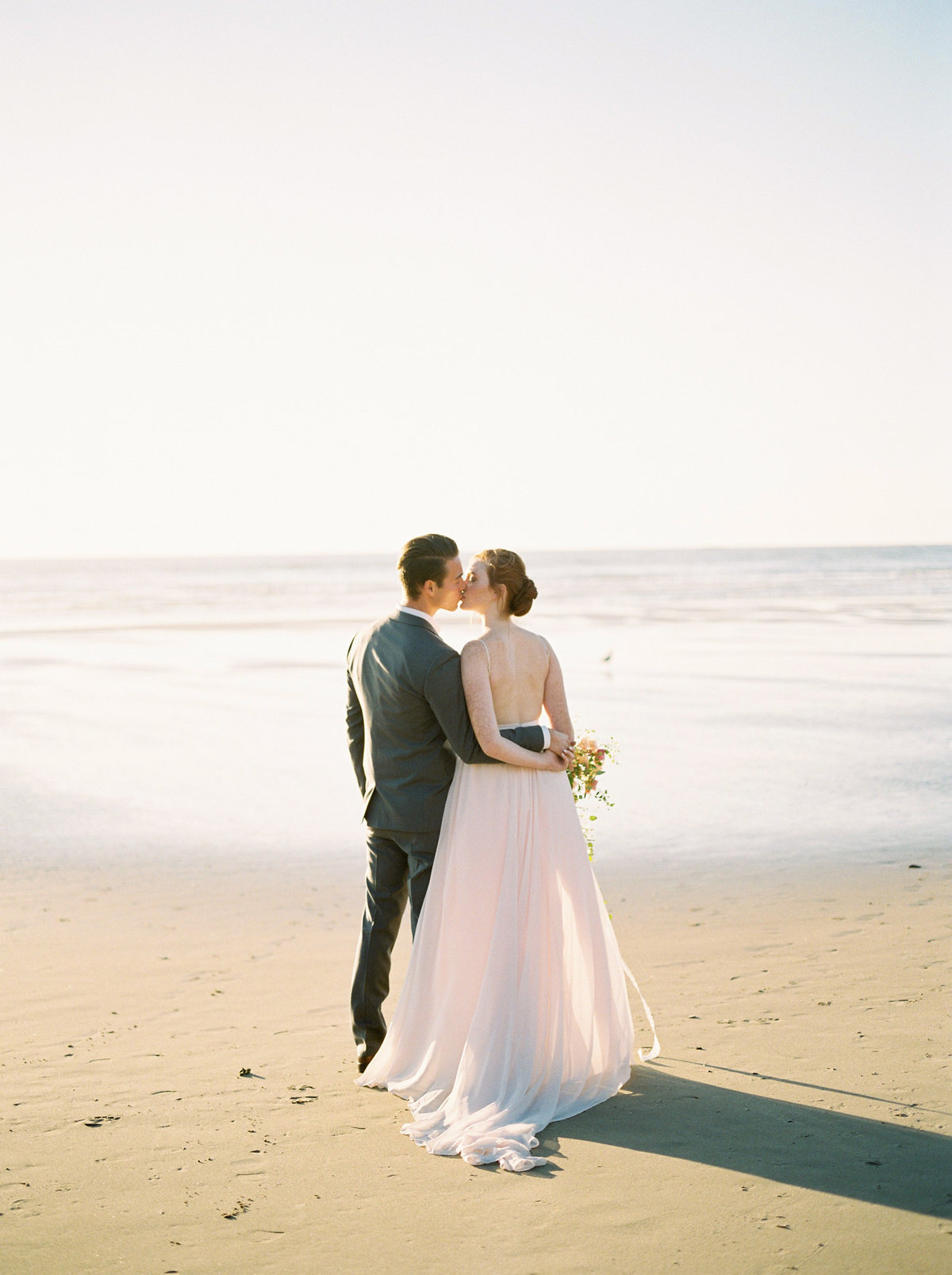 cannon beach wedding elopement