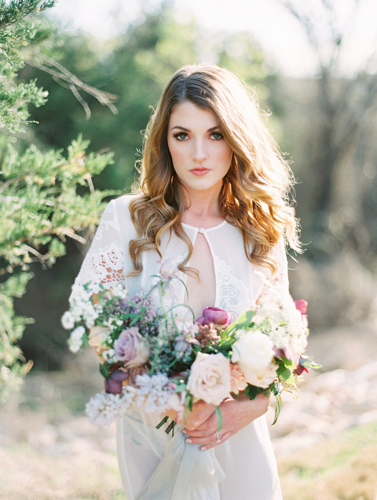 Allora & Ivy Event Co |  Dallas Wedding Planners & Event Designers | Mauve Inspiration at The Laurel