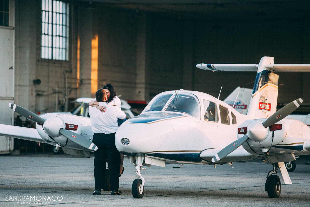 airport-engagement-photoshoot-kitchener-breslau