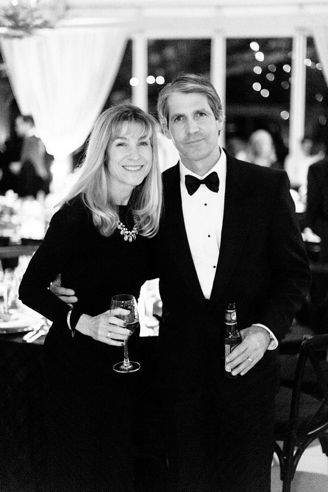black and white reception photos for greenwich wedding