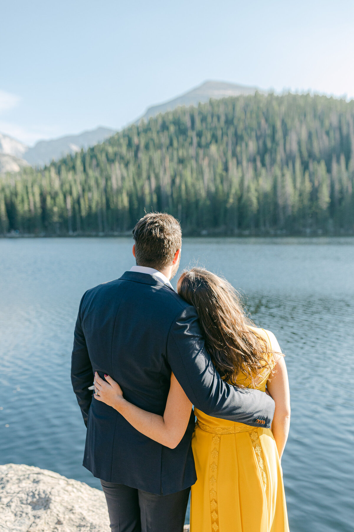 Leidy and Josh Photography | Rocky Mountain Colorado Engagement-5