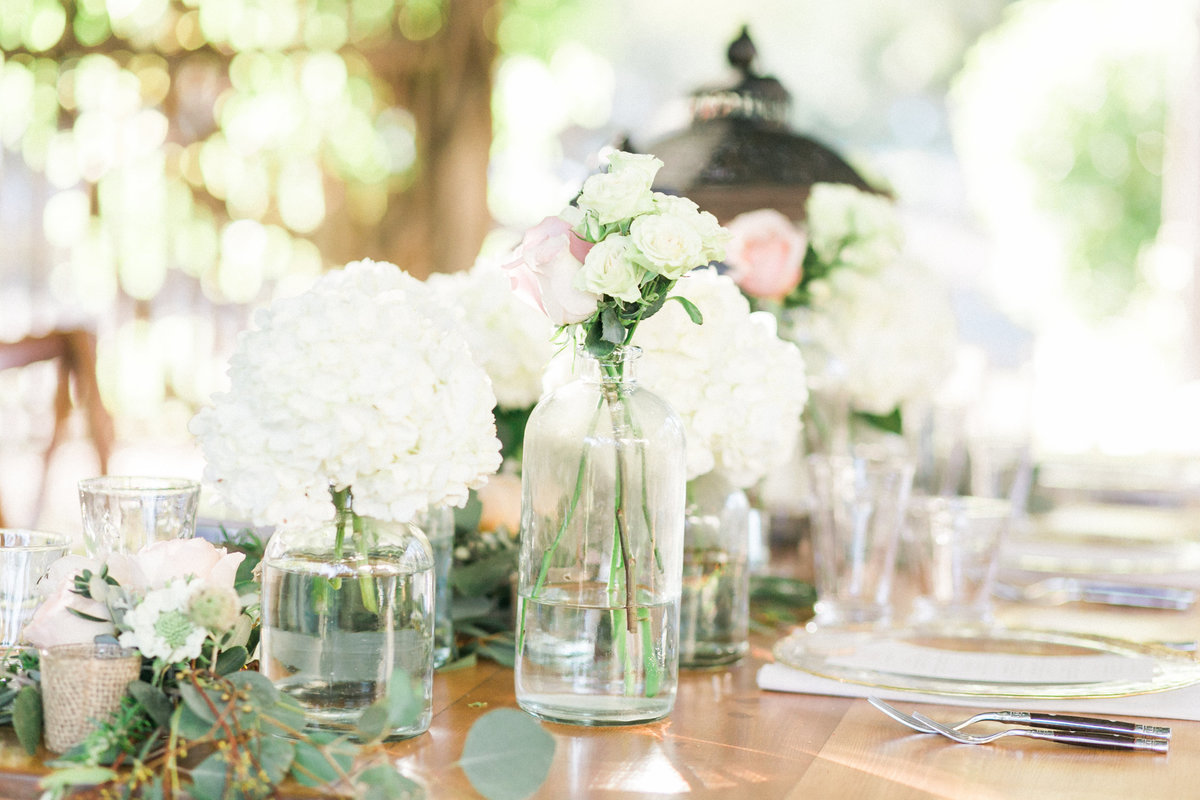 Buttercup Farm Table Floral Decor