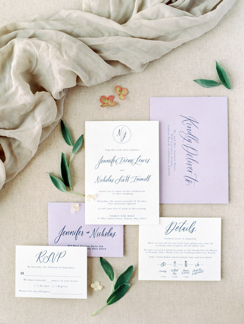 pirouettepaper.com | Wedding Stationery, Signage and Invitations | Pirouette Paper Company | Invitations | Jordan Galindo Photography _ (18)