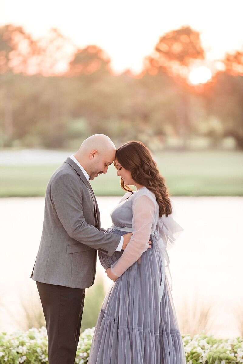 maternity photographer in central florida