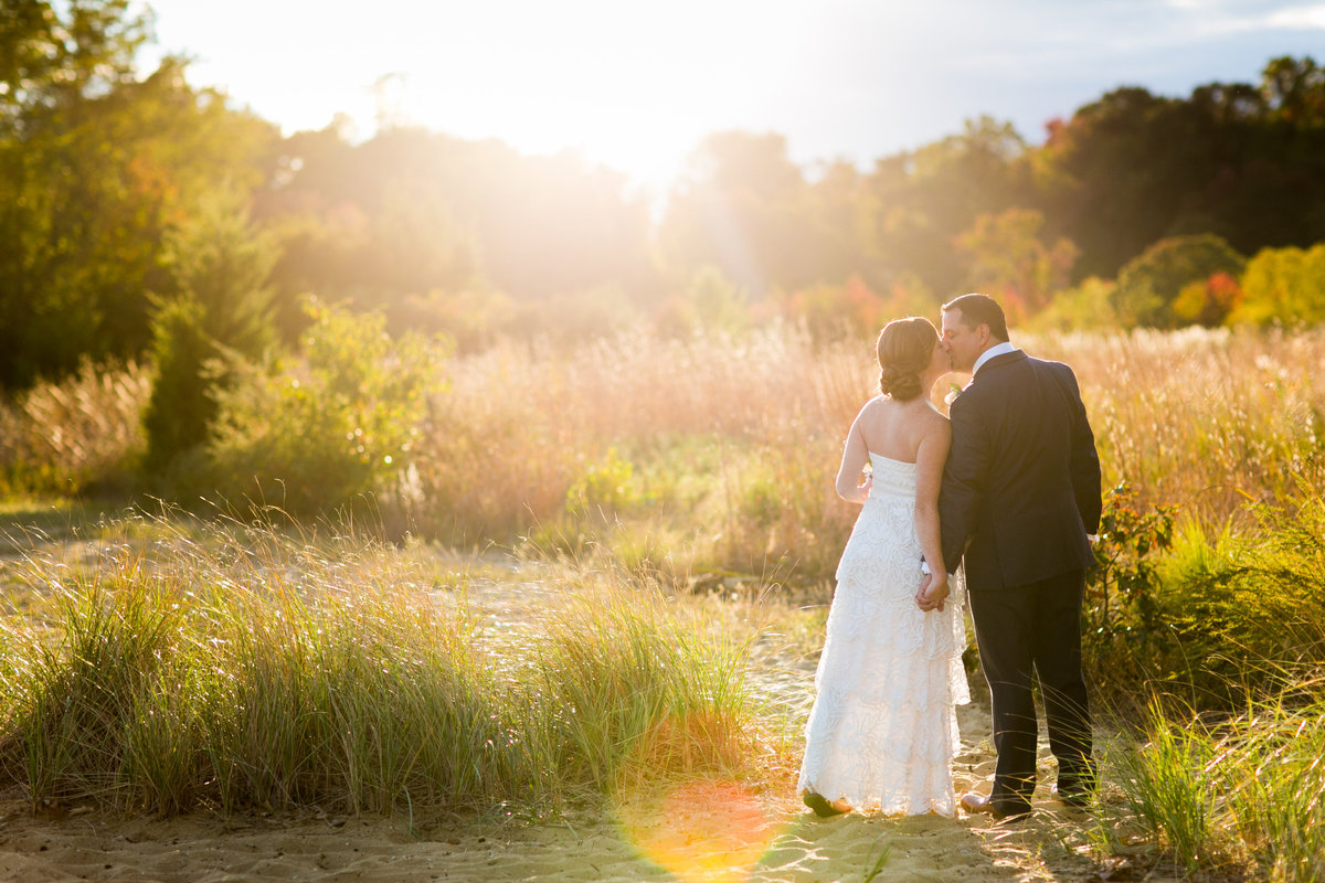 Chesapeake Bay Foundation wedding portrait