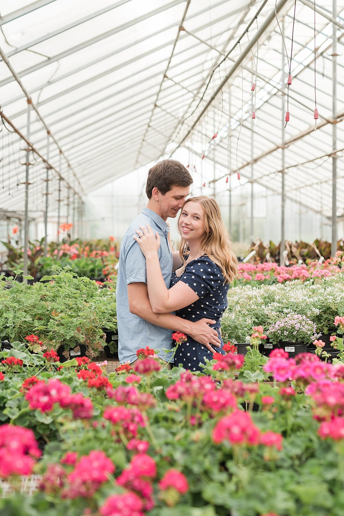 An Edwards Greenhouse and BSU Engagement Session-3