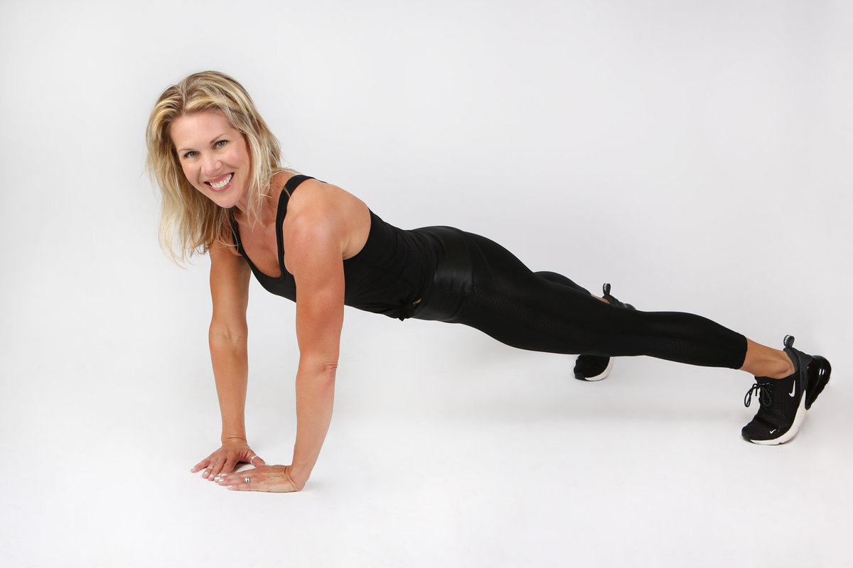 In-Studio at Lisa DeNeffe Photography Fitness Photos
