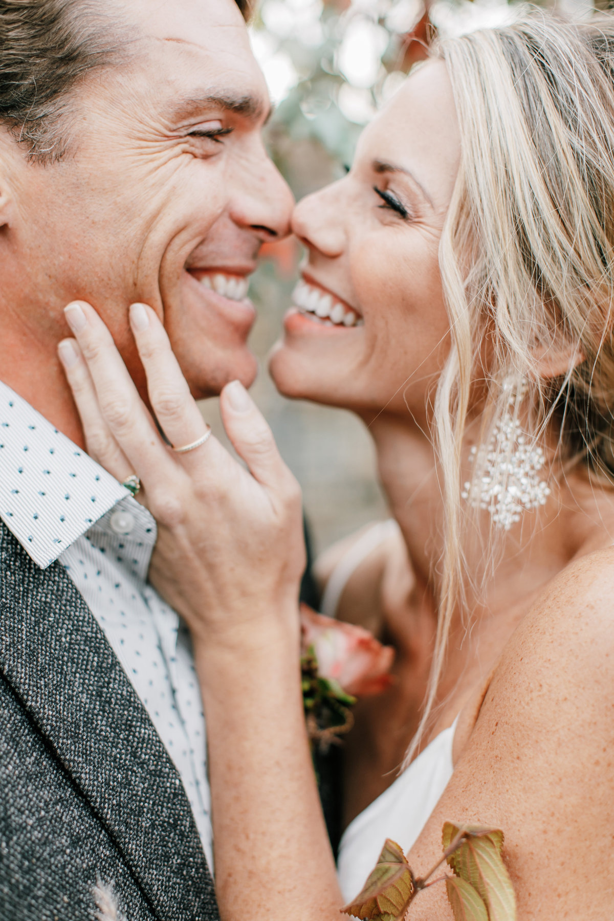 Magdalena Studios Bohemian Stylish and Chic Fall Wedding at Terrain Anthropologie_59