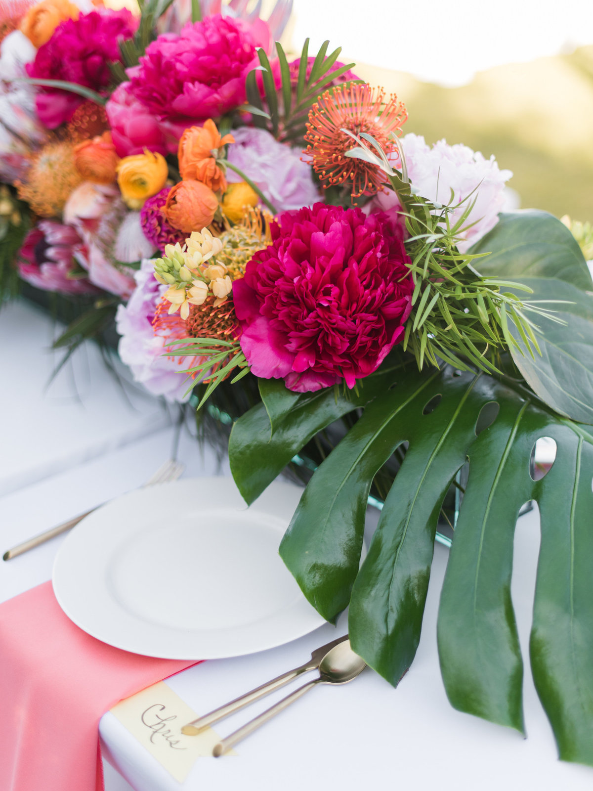 Courtney Hanson Photography - Vintage Tropical Wedding at The Belmont Hotel in Dallas-0463