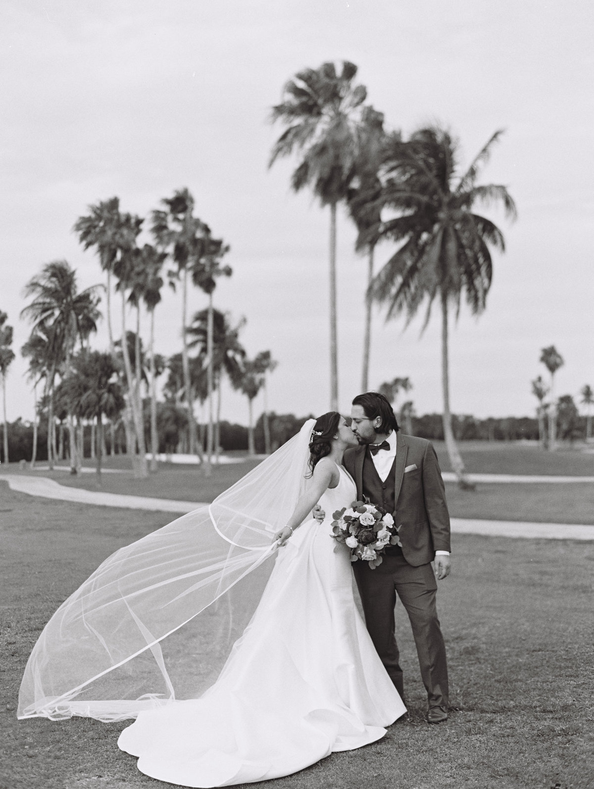 Miami Golf Course Wedding-25