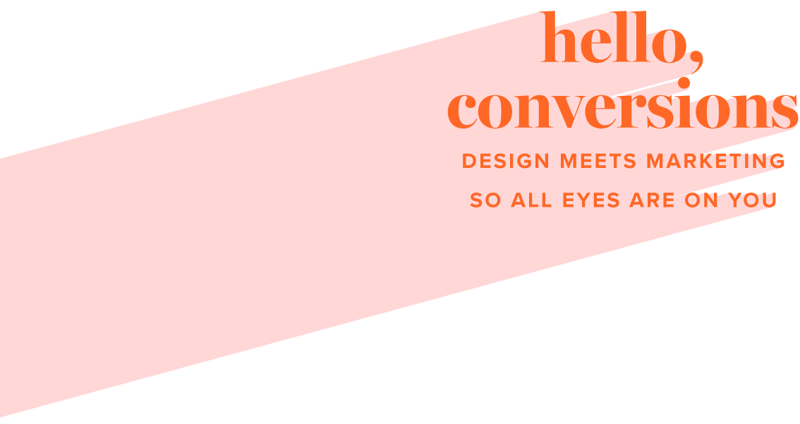 Nicole A Yang Design Lab Hello Conversions