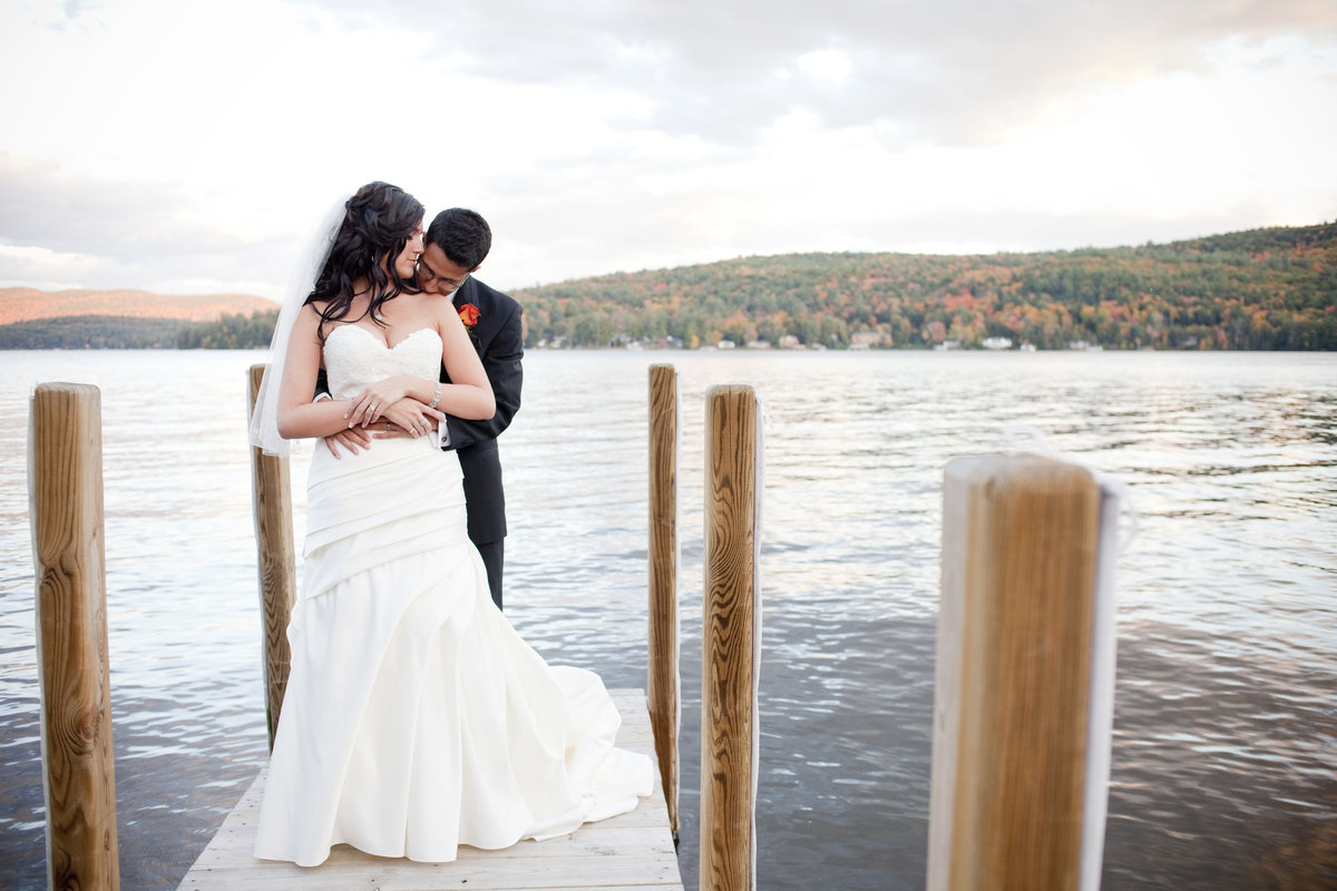lake george new york wedding