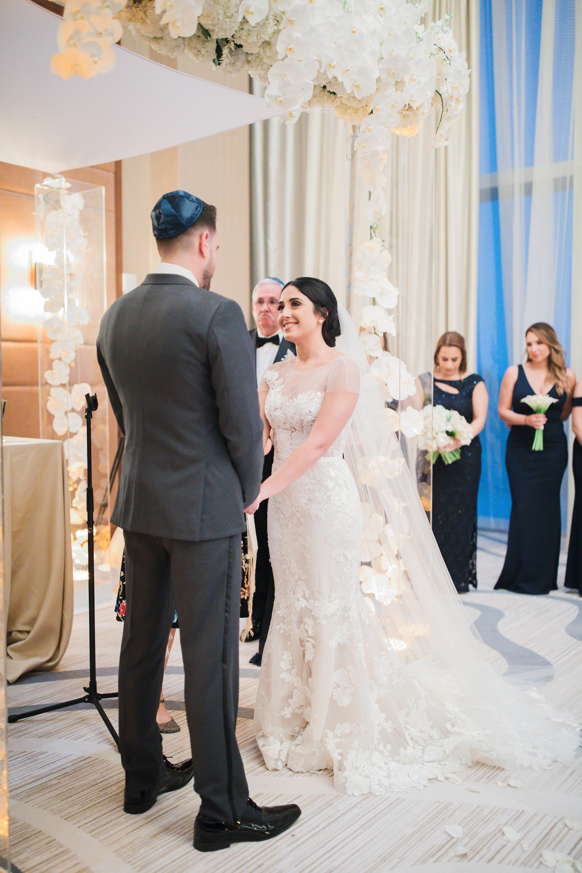 Conrad Fort Lauderdale Beach Jewish Wedding - Florida Wedding Photographer Erica Melissa