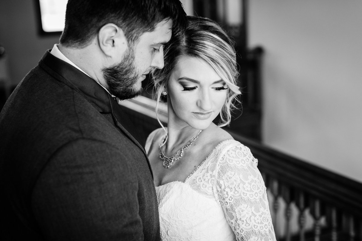 black-white-bride-groom-eyelashes