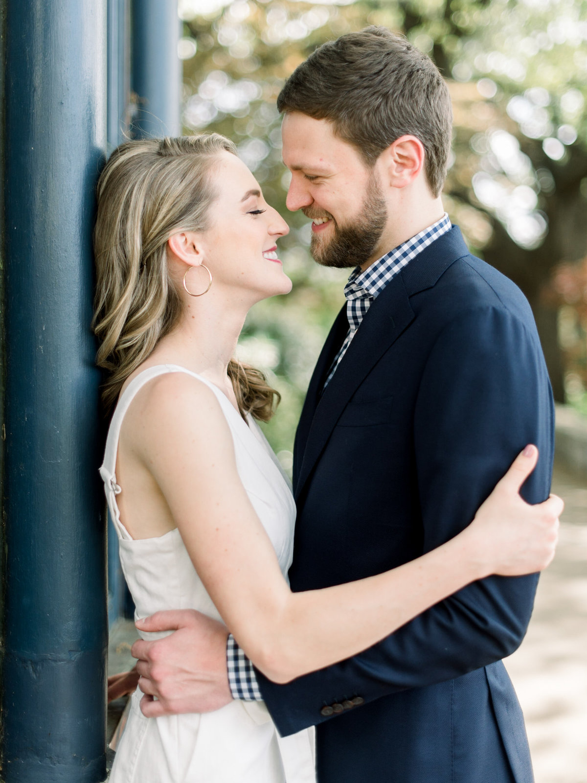 Courtney Hanson Photography - Dallas Spring Engagement Photos at Dallas Arboretum-2720