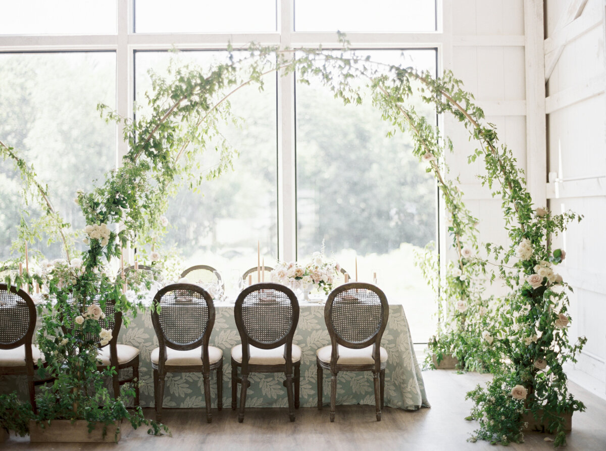 The Greenery Intimate Wedding with Always Yours Events 40
