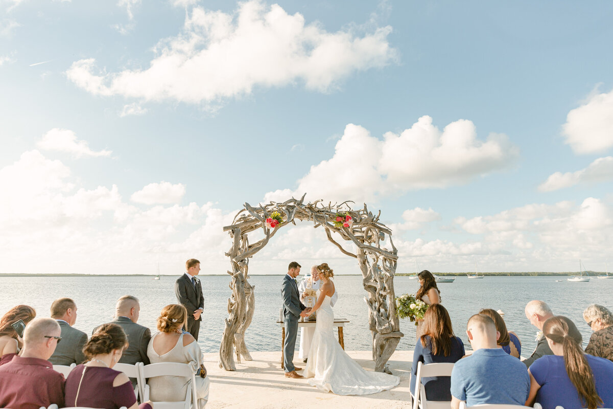 Wedding in Key Largo, Florida 52