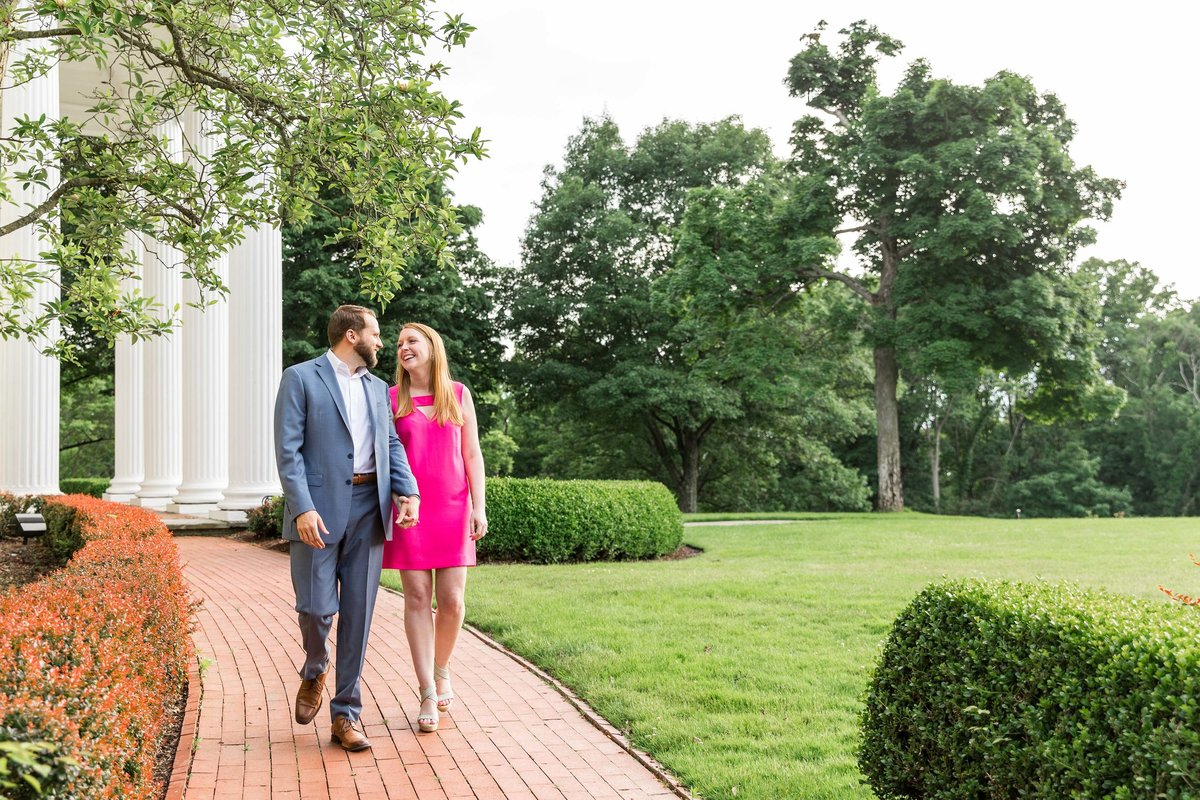WV-Engagement-Photo-Couple-Walking-Oglebay