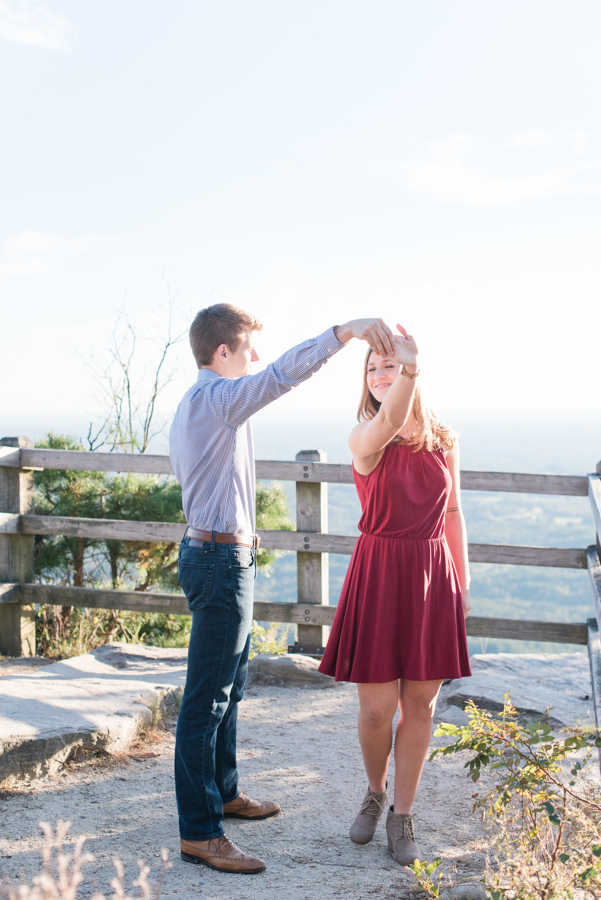 Pilot_Mountain_NC_Engagement_Session0040