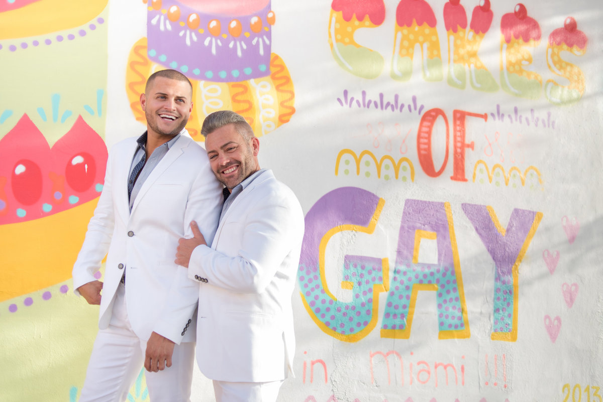 Miami LGBT Wedding Photography 16