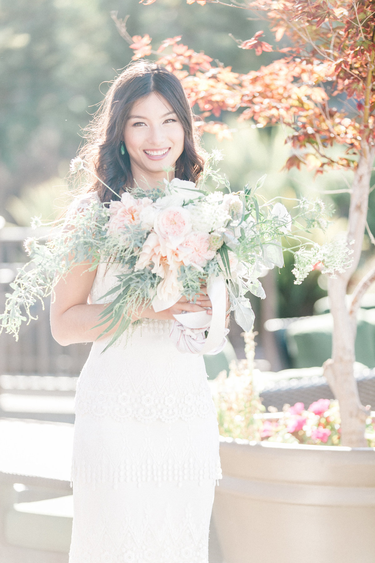 California Wine Country Bride