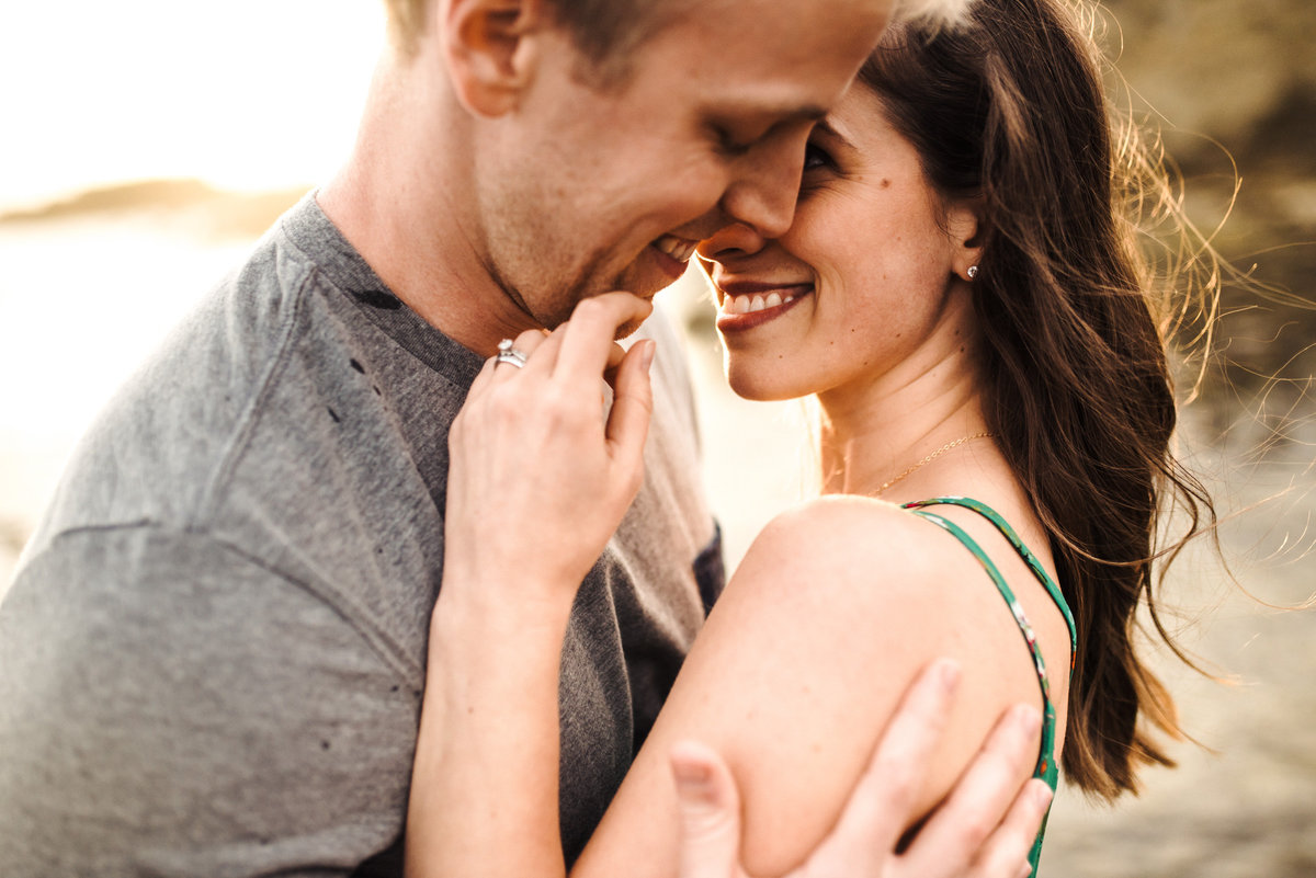 Laguna Beach Engagement Session - 056