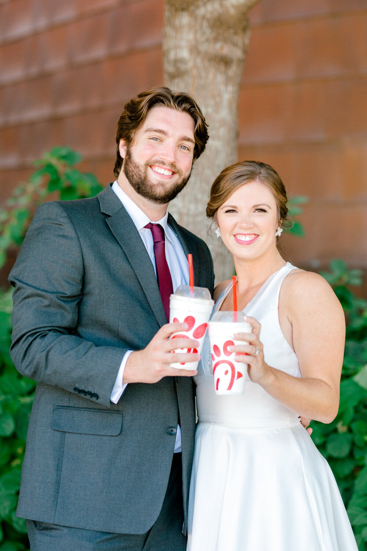 Kaylee & Michael's Wedding at Watermark Community Church | Dallas Wedding Photographer | Sami Kathryn Photography-41