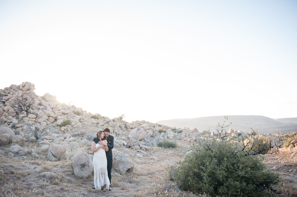 Destination Wedding Photography Joshua Tree Wedding Photography Le Haut Desert Aerie077