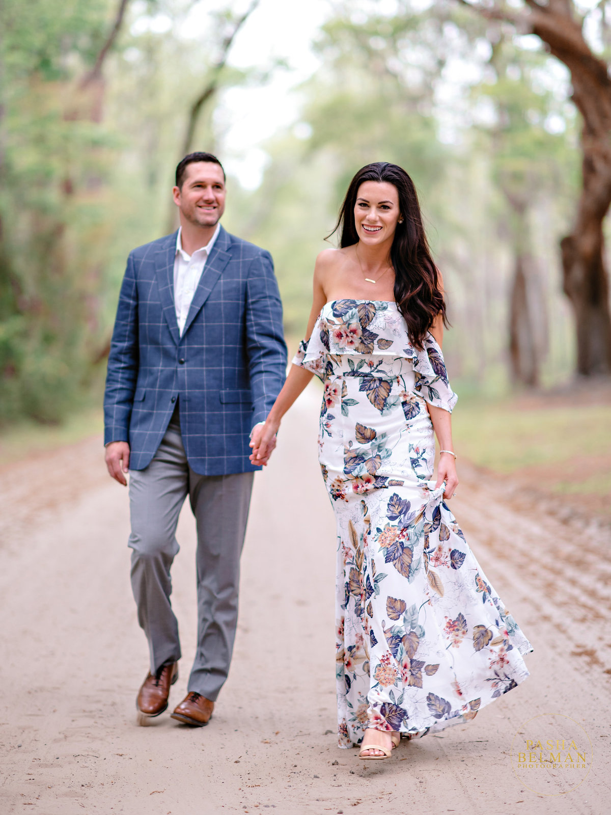 Charleston Engagement Photography | Engagement Pictures in Charleston | Engagement Portraits by Pasha Belman Photographer-21