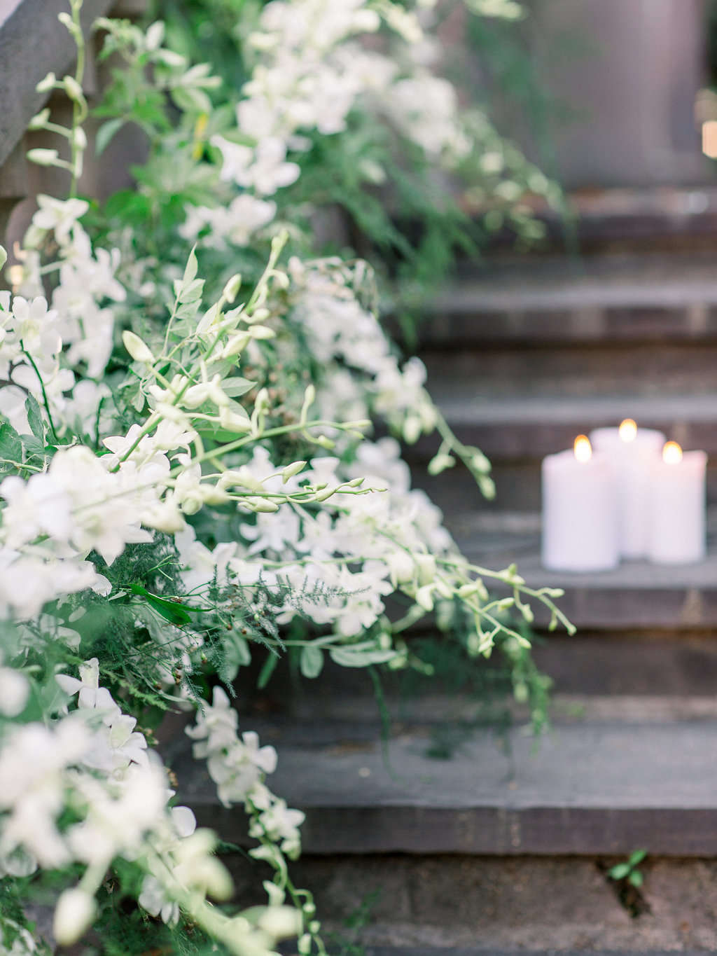 Summer Wedding Tyler Gardens Philadelphia florist