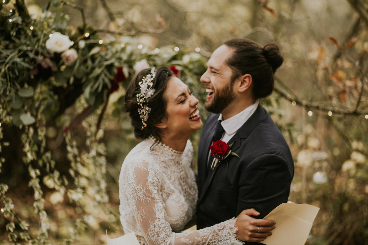 The Stars Inside - Forest Elopement - Nataly J Photography (13)