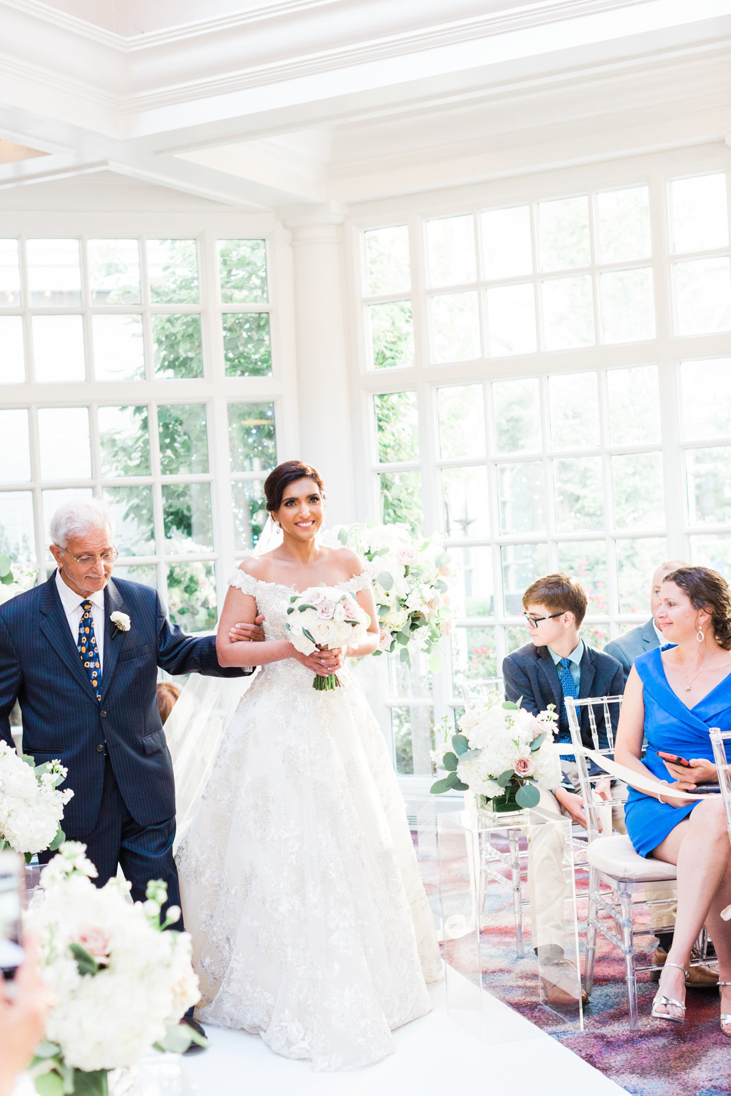 Luxury DC wedding photography