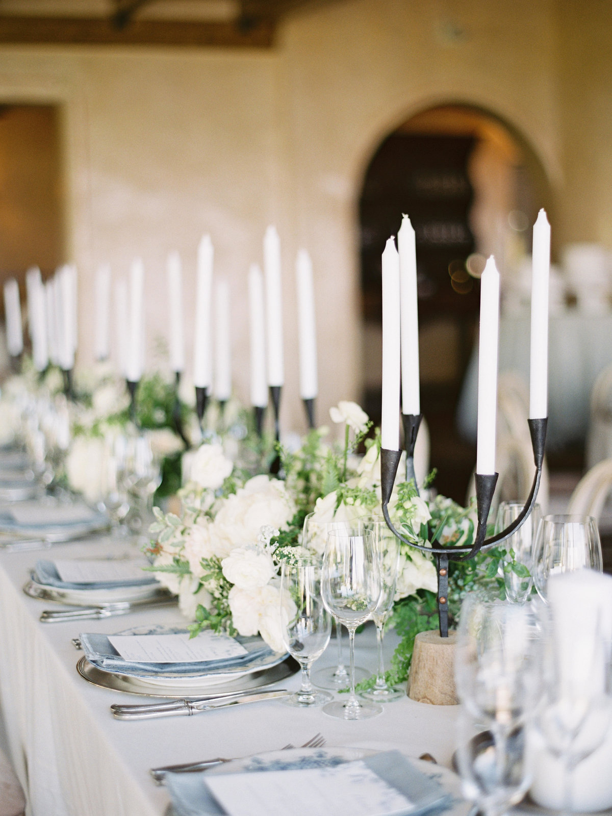 Spanish Inspired California Wedding