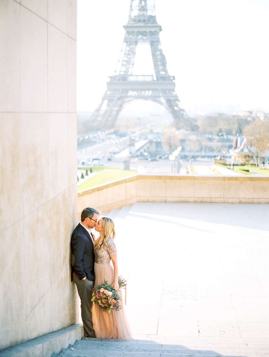 Paris France Wedding-13