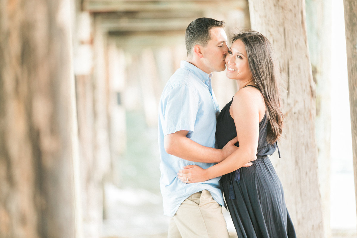 Under the Pier Engagement Capitola