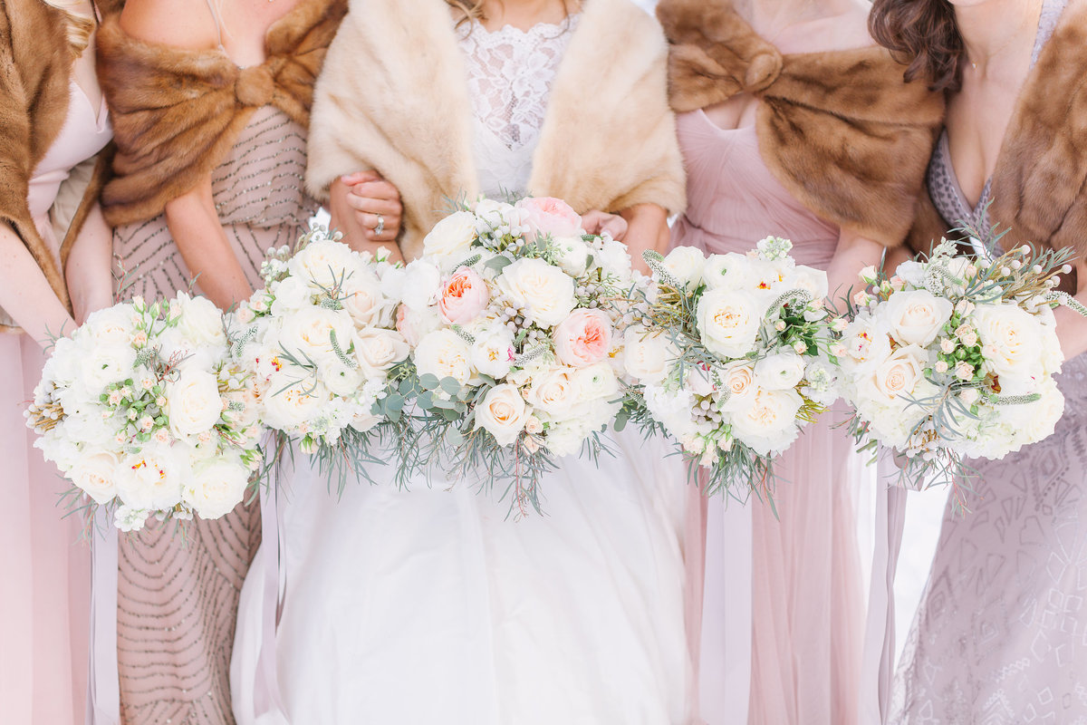 Juliette Rose Bridal bouquets