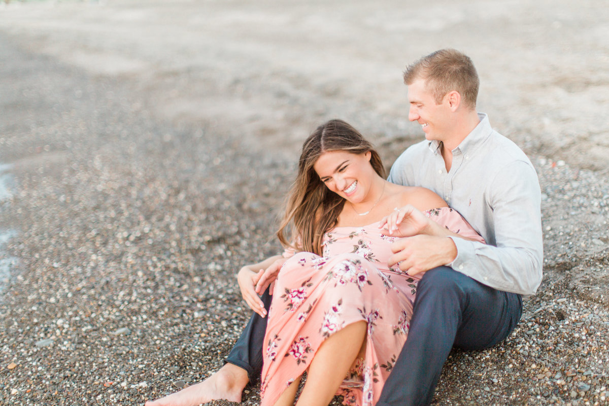 Ohio Engagement Session in Cleveland