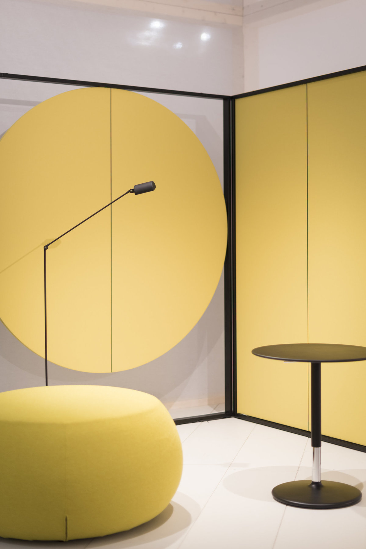 arper office furniture salone del mobile