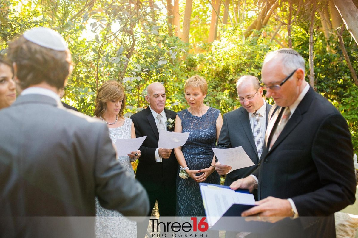 Jewish Wedding Photographers Orange County
