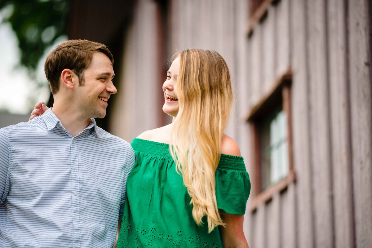 20 candid engagement photos for wedding at borsari gallery cape cod ma