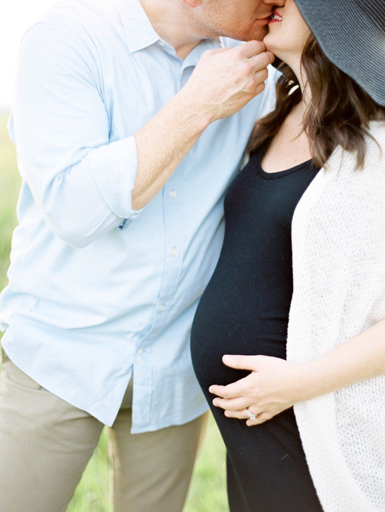 Rebekah Emily Photography Northern Virginia Photographer Film Maternity Session_0017
