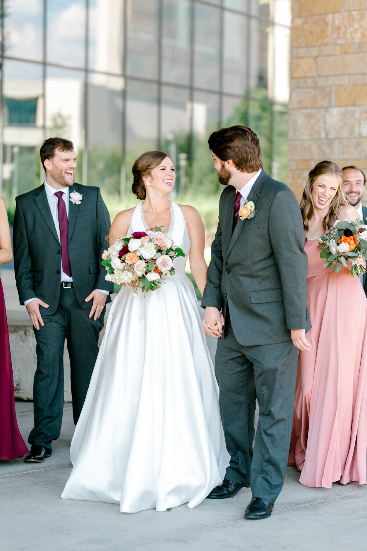 Kaylee & Michael's Wedding at Watermark Community Church | Dallas Wedding Photographer | Sami Kathryn Photography-88