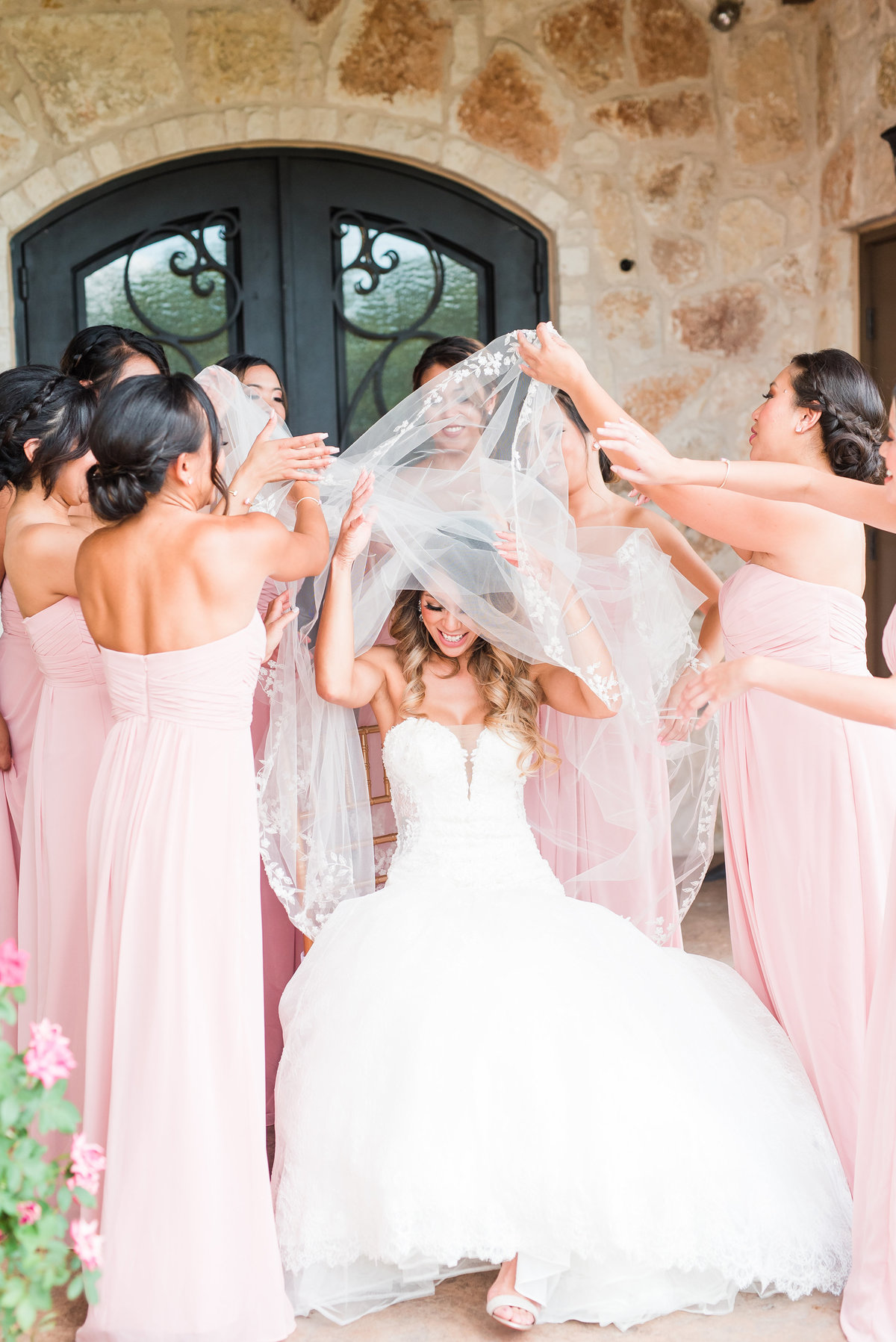 The Springs Tuscany Hill Bridal