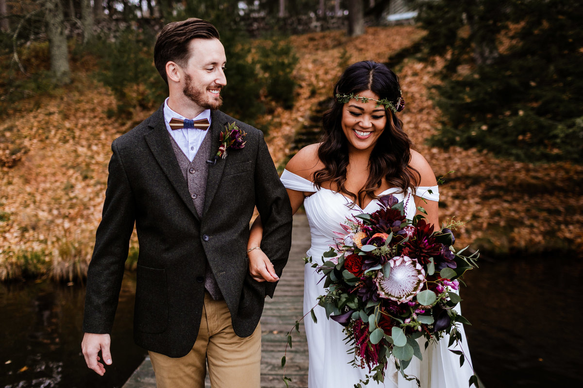 Northwoods-Wedding-Bohemian-Photographer