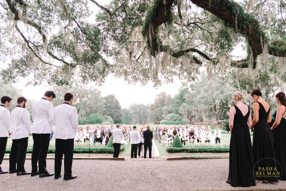 Middleton Place Wedding Photography - Charleston Wedding Photographer