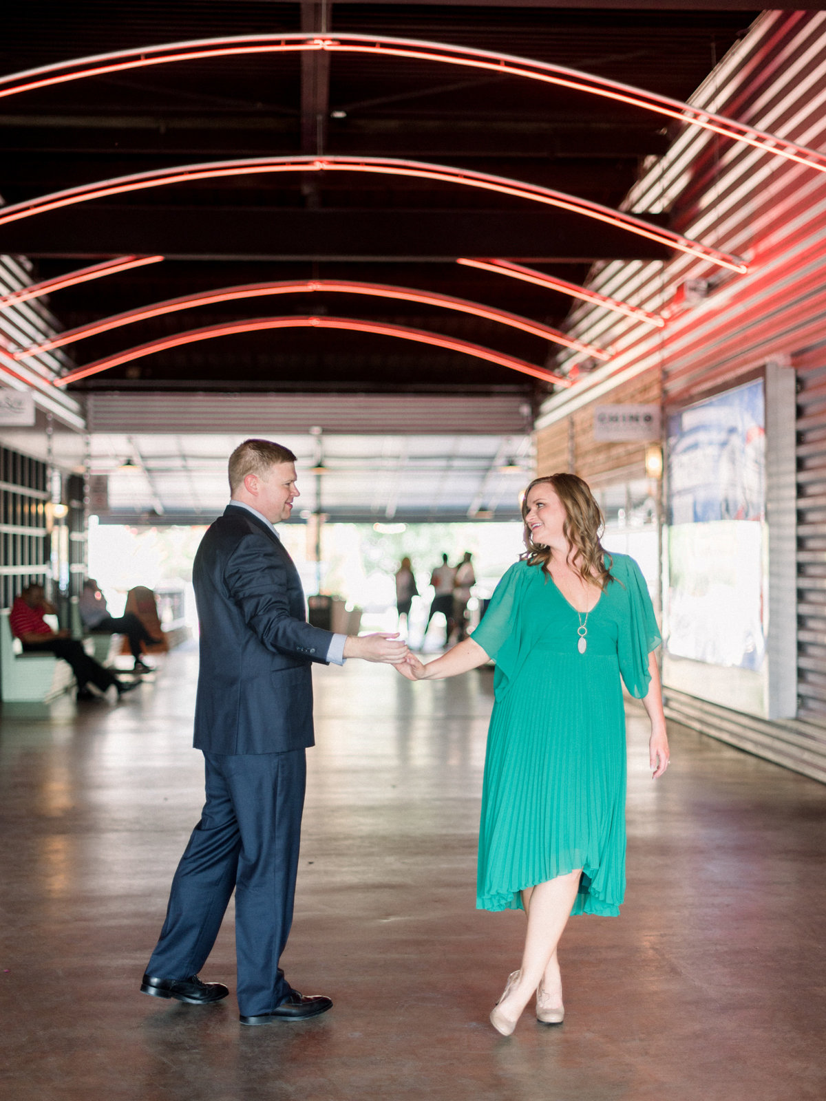 Courtney Hanson Photography - Downtown Dallas Engagement Session-7088